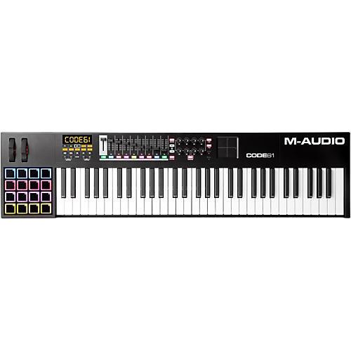 M-Audio Code 49 USB MIDI Keyboard Controller