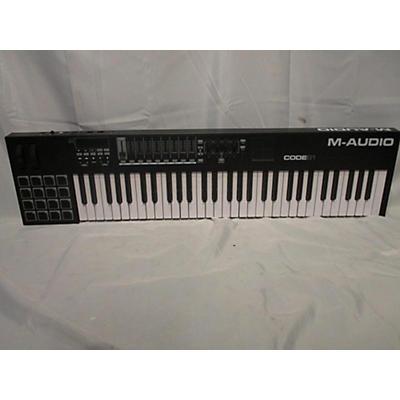 M-Audio Code 61 Keyboard Workstation