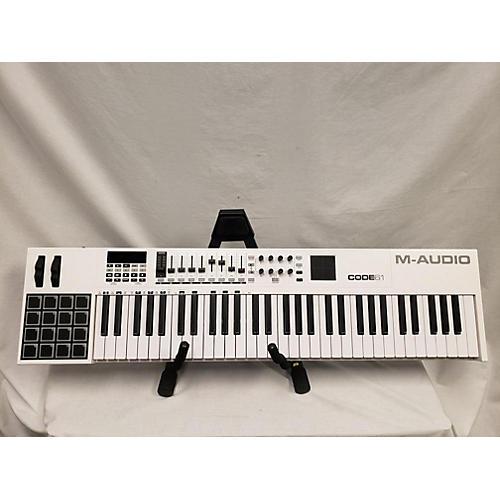M-Audio Code 61 MIDI Controller