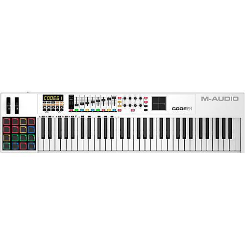 M-Audio Code 61 USB MIDI Keyboard Controller