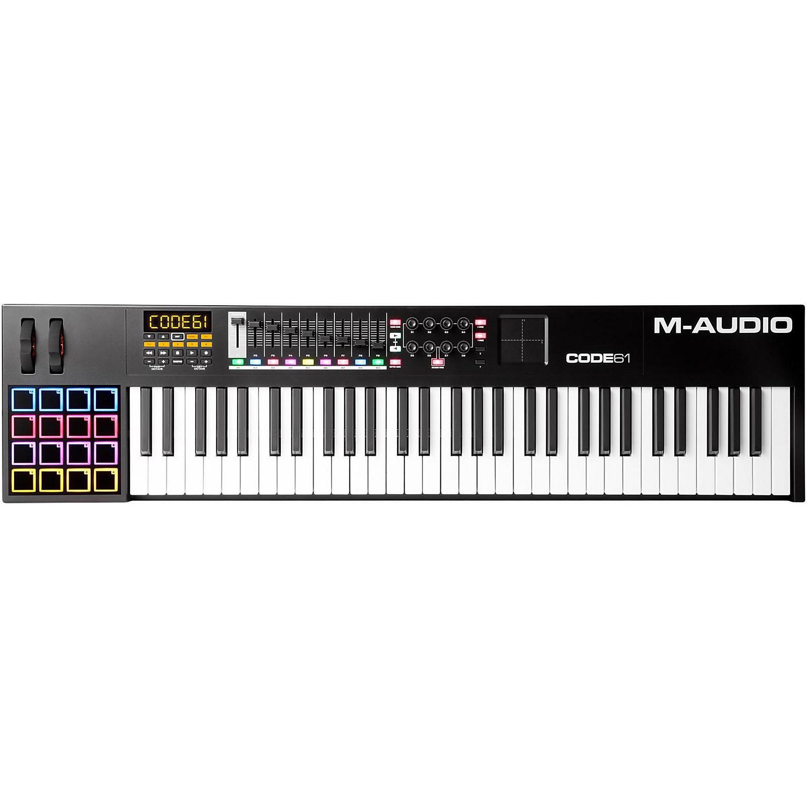 M-Audio Code Series USB MIDI Keyboard Controller