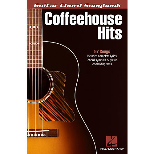 Hal Leonard Coffeehouse Hits - Guitar Chord Songbook