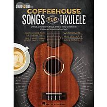 Hal Leonard Coffeehouse Songs for Ukulele - Strum & Sing Series Songbook