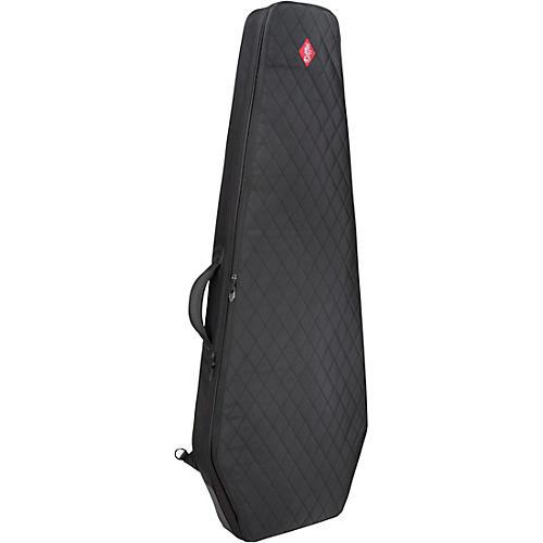 Coffin Case Coffin Chimera Electric Guitar Bag Black Extreme Guitar/Flying V