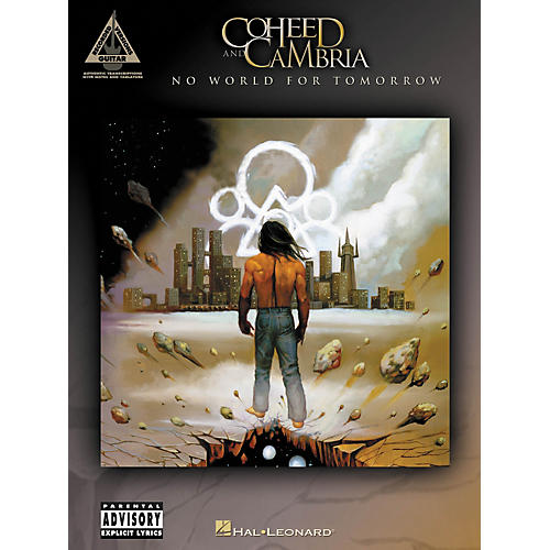 Cherry Lane Coheed and Cambria - No World for Tomorrow Guitar Tab Songbook