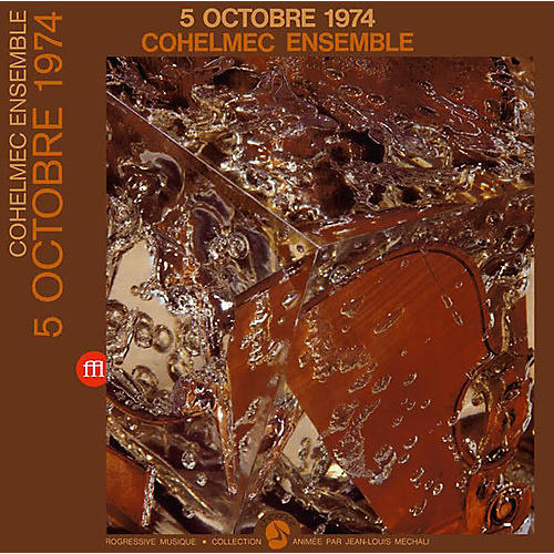 Alliance Cohelmec Ensemble - 5 Octobre 1974