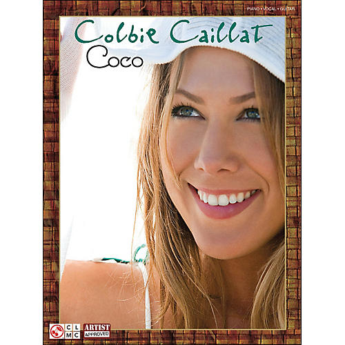 Cherry Lane Colbie Caillat: Coco arranged for piano, vocal, and guitar (P/V/G)