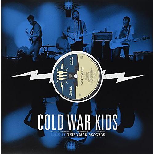 Alliance Cold War Kids - Live at Third Man Records