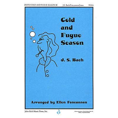 Pavane Cold and Fugue Season SSAA arranged by Ellen Foncannon