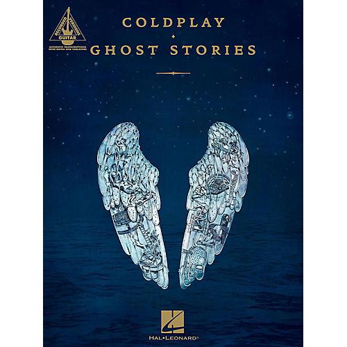 Hal Leonard Coldplay - Ghost Stories Guitar Tab Songbook