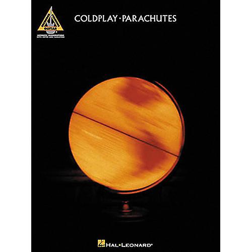 Hal Leonard Coldplay Parachutes Guitar Tab Songbook