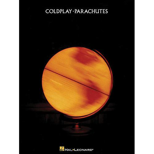 Hal Leonard Coldplay Parachutes arranged for piano, vocal, and guitar (P/V/G)