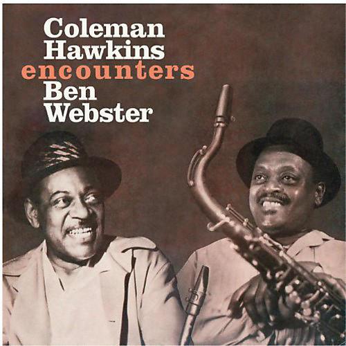 Alliance Coleman Hawkins - Encounters Ben Webster