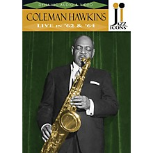Jazz Icons Coleman Hawkins - Live in '62 & '64 (Jazz Icons DVD) DVD Series DVD Performed by Coleman Hawkins