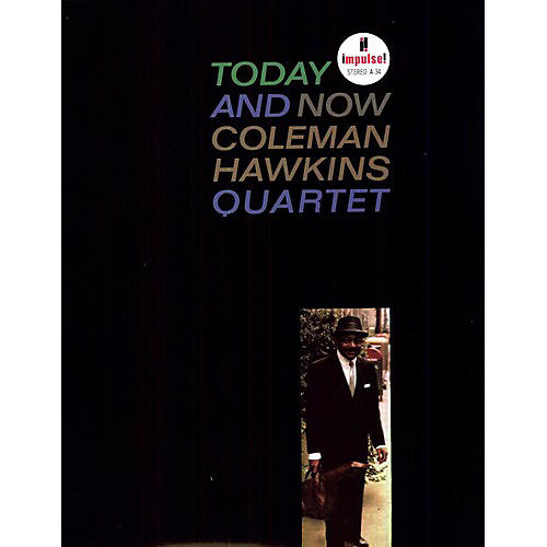 Alliance Coleman Hawkins - Today & Now