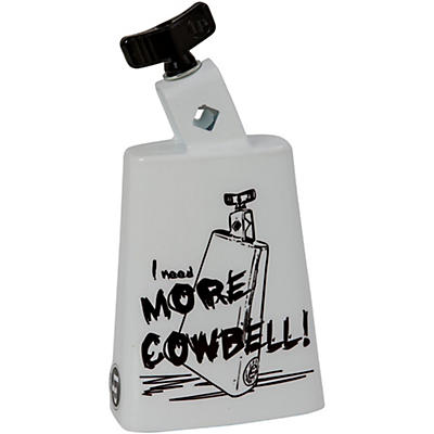 LP Collectabells Cowbell - More Cowbell