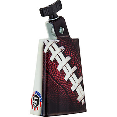LP Collectabells Football Cowbell