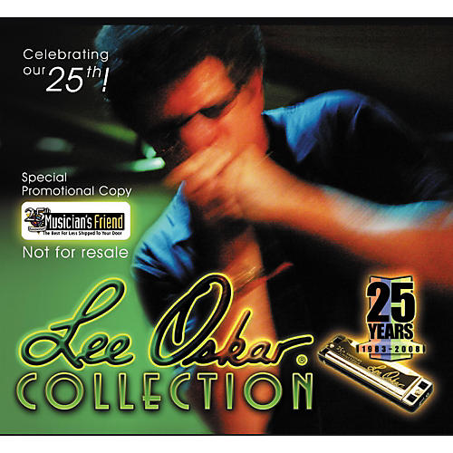 Lee Oskar Collection CD