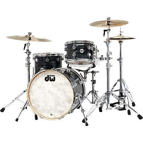 DW Collectors Series 3-Piece Finish Ply Shell Pack with 20