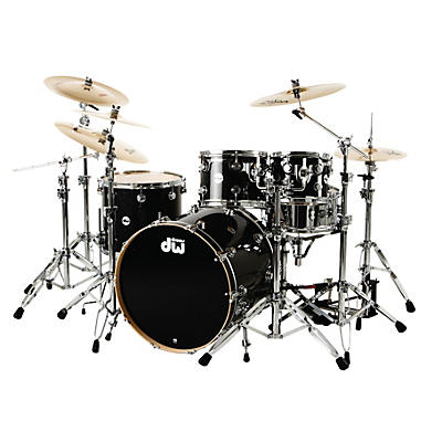 """DW Collector's Series 4-Piece Shell Pack with 23"""" Bass Drum"""