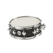 Collector's Series FinishPly Snare Drum Black Velvet with Chrome Hardware 14x5