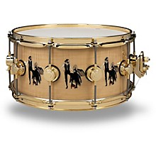 Open Box DW Collector's Series Fleetwood Mac Icon Snare
