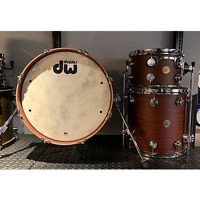 DW Collector's Series Jazz Drum Kit