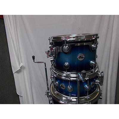 DW Collector's Series Lacquer Specialty Drum Kit