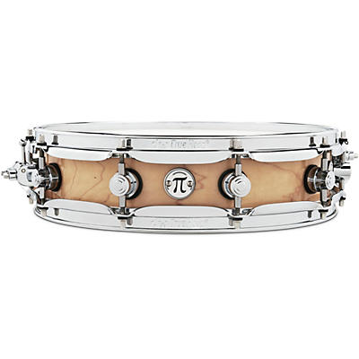 DW Collector's Series Pure Maple Pi Snare Drum With Chrome Hardware