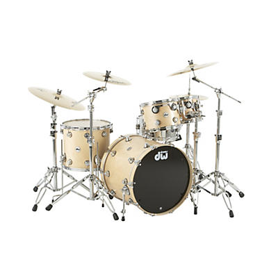 DW Collector's Series Satin Oil 4-Piece Shell Pack