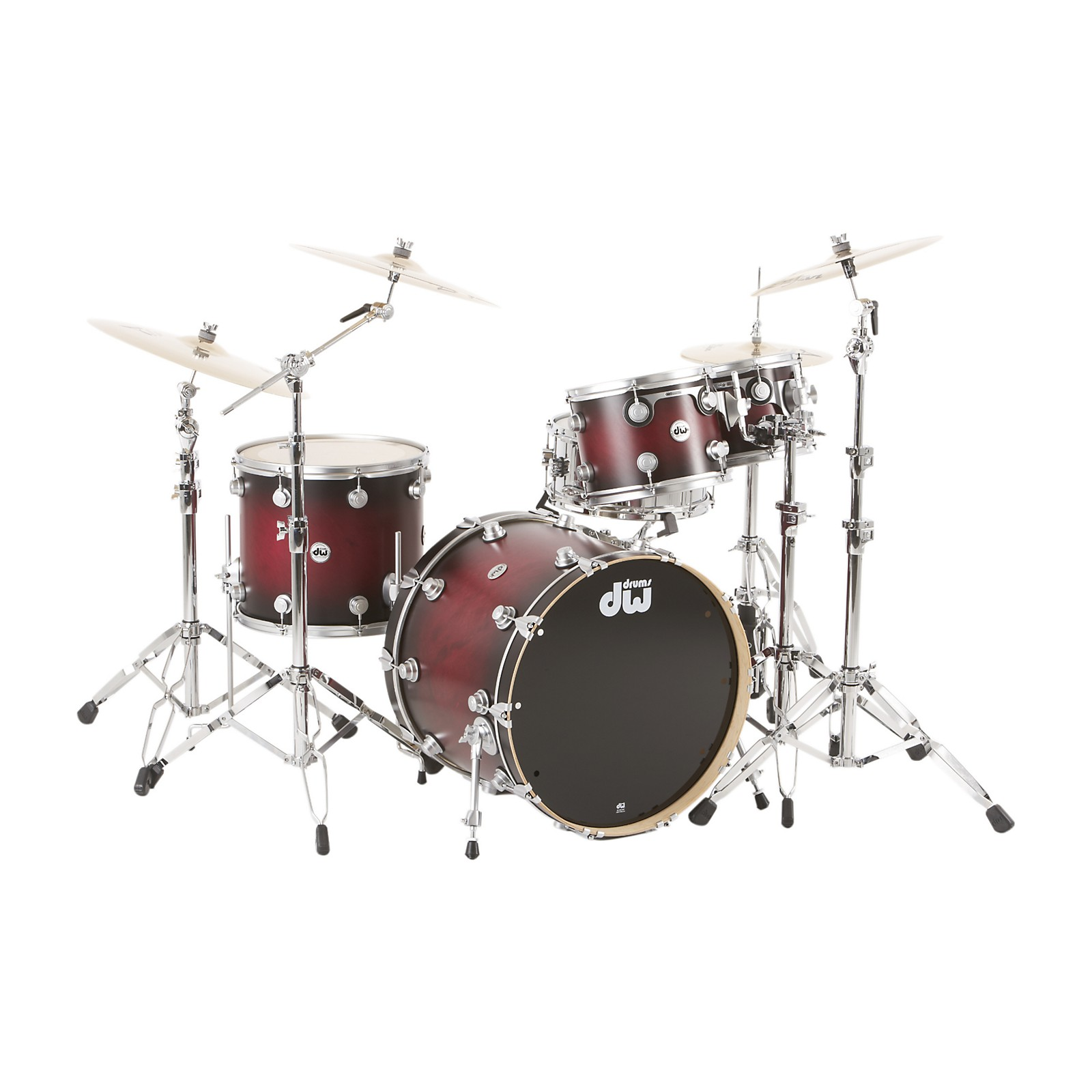 DW Collector's Series Satin Specialty 4-Piece Shell Pack