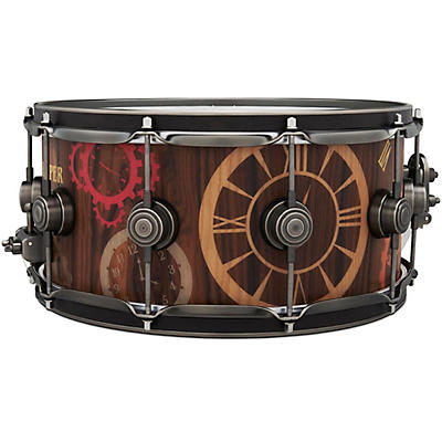 DW Collector's Series Timekeeper ICON Snare Drum