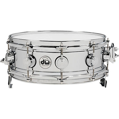 DW Collector's Series True-Sonic Snare Drum Condition 1 - Mint 14 x 5 in. Chrome Hardware