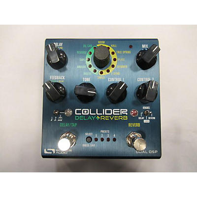 Source Audio Collider Effect Pedal