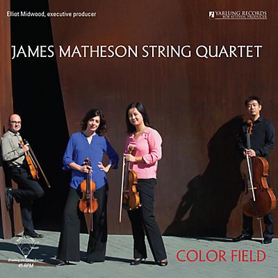 Color Field Quartet - James Matheson String Quartet