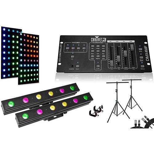 CHAUVET DJ Colorband Pix Mini DMX4MF Dual System