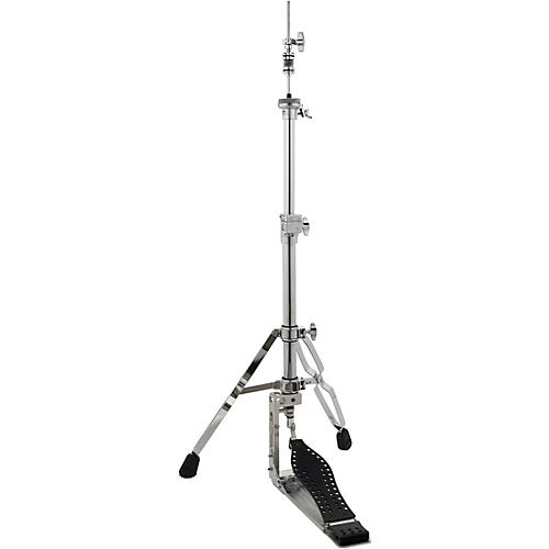 DW Colorboard Machined Direct Drive 2-Legged Hi-Hat Stand with Black Footboard