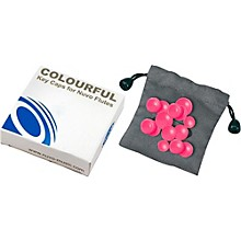 Colored Key Caps Set for Nuvo Flutes Pink