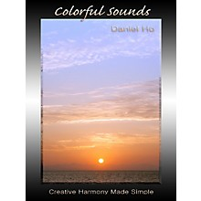 Alfred Colorful Sounds Creative Harmony Made Simple Book & CD