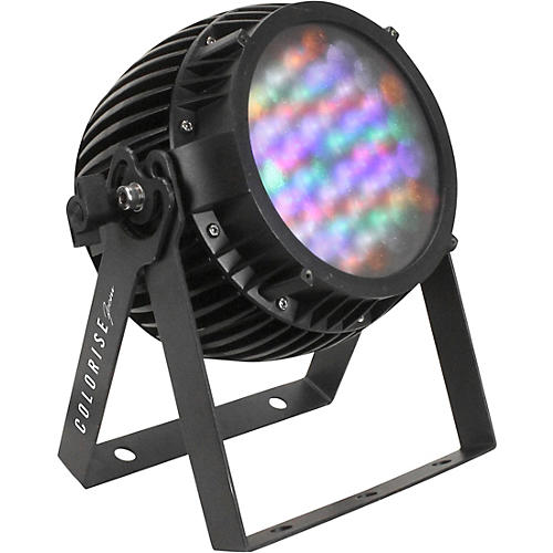 Blizzard Colorise Zoom RGBAW LED PAR Wash Light with Wireless DMX Black