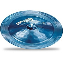 Colorsound 900 China Cymbal Blue 14 in.