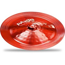 Colorsound 900 China Cymbal Red 16 in.