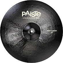 Colorsound 900 Heavy Crash Cymbal Black 18 in.