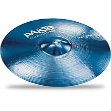 Colorsound 900 Heavy Crash Cymbal Blue 19 in.
