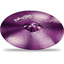 Colorsound 900 Heavy Crash Cymbal Purple 18 in.