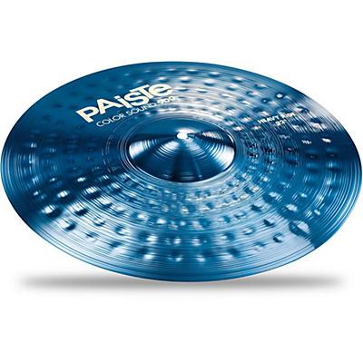 Paiste Colorsound 900 Heavy Ride Cymbal Blue