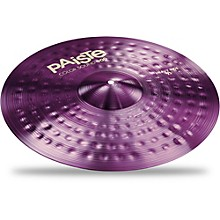 Colorsound 900 Heavy Ride Cymbal Purple 22 in.