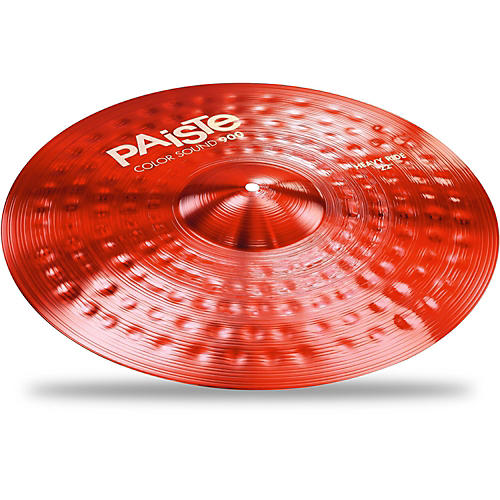 Paiste Colorsound 900 Heavy Ride Cymbal Red