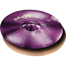 Colorsound 900 Hi Hat Cymbal Purple 14 in. Bottom