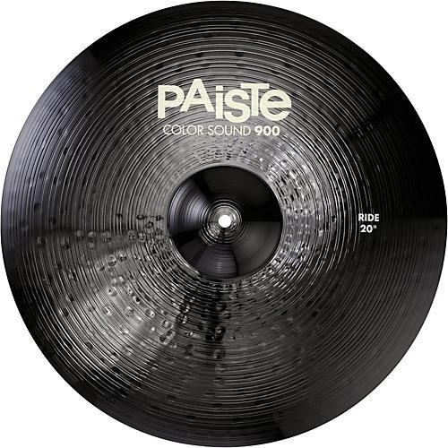 Paiste Colorsound 900 Ride Cymbal Black